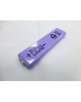 1.2V 1400mAh LF6 7/5F6 Prismatic battery - SKU/CODE: UM-PT1400LF6