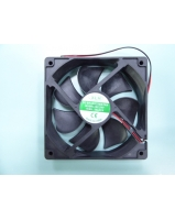 12V DC cooling fan with ball bearing 120x120x25 mm - SKU/CODE: FA12025-12V
