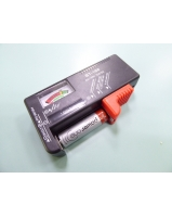 1.5V AA AAA C D 9V battery and button cell battery checker tester - SKU/CODE: BT-168