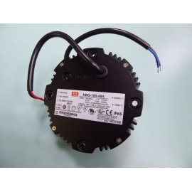 MW Mean Well HBG-100-48A 49V 2A 100W constant current mode LED driver