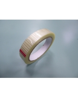 20mm pure transparent mesh fiber tape - SKU/CODE: TAPE-FR-20A