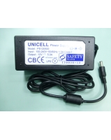 12V 5A Singapore safety mark ac adapter - SKU/CODE: PS120500PC04