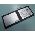 Sony LIS2210ERPC LIS2210ERPX 1291-0052 battery for Sony Xperia Z4 tablet SGP712 SGP771 tablet