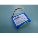 Moneual 12J001609 battery for Moneual Everybot RS500 RS700